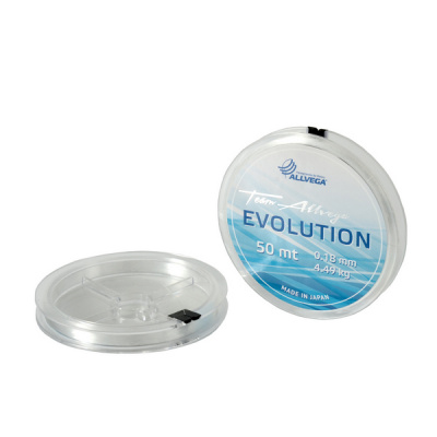 Леска Allvega Evolution 0,14мм 50м